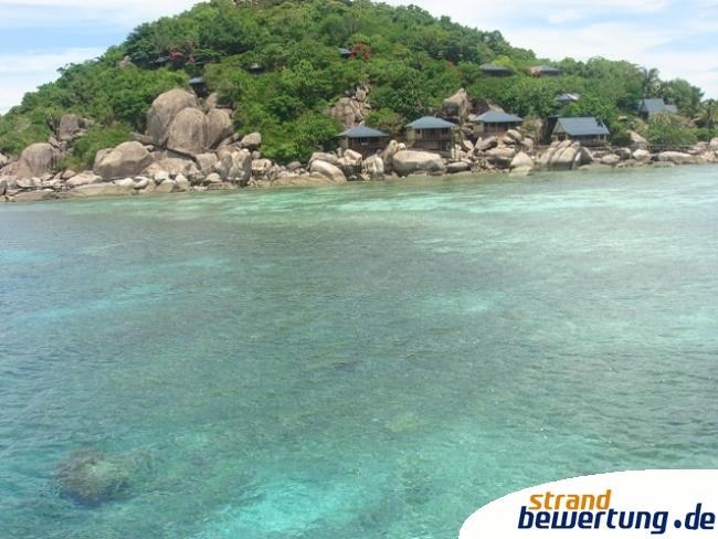 Hotel nangyuan island dive resort strandbild koh nangyuan - Nangyuan island dive resort tripadvisor ...