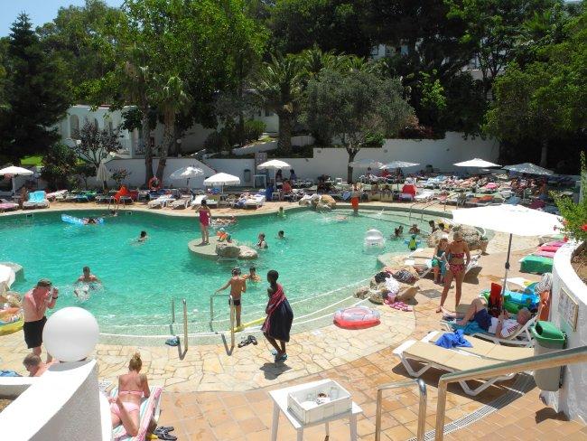 Hotel Bg Portinatx Beach Club Portinatx Strandbewertung De Hotel