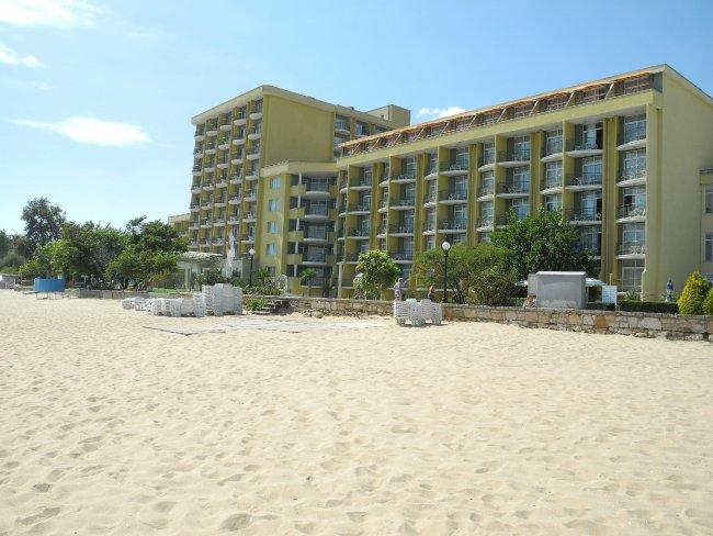 Bulgarien Goldstrand Hotel Karte.Hotel Sentido Marea Goldstrand Strandbewertung De Hotel