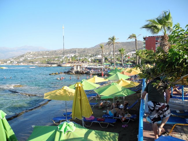 Aquapark Eri Beach Village Hotel