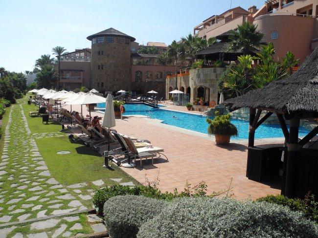 Gran Hotel Elba Estepona Estepona Strandbewertung De Hotel Nur