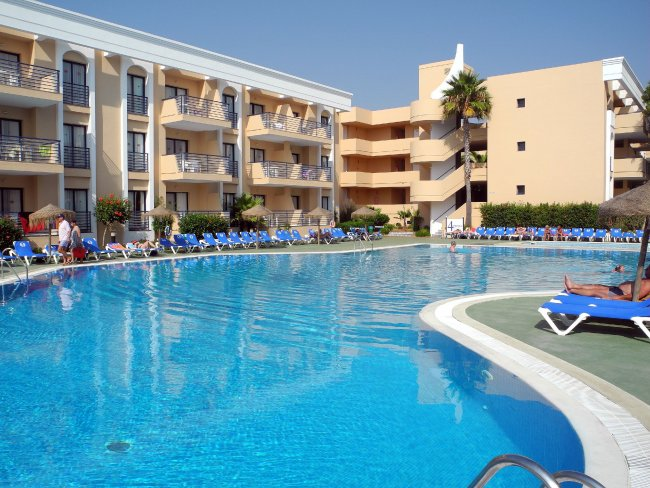 Hotel sol sancti petri apartamentos novo sancti petri hotel nur gut 150 - Apartamentos sol sancti petri ...