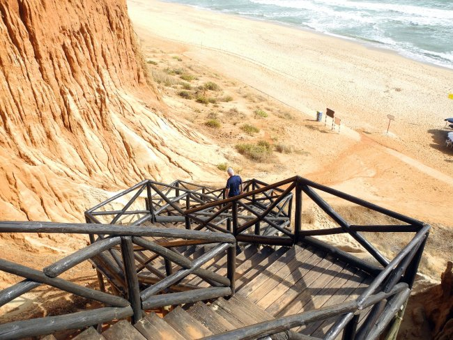 Lange Treppe Zum Strand Hotelbild Hotel Adriana Beach Club Resort
