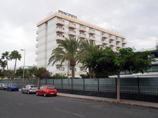 Hotel Principado Playa Del Ingl 233 S Strandbewertung De