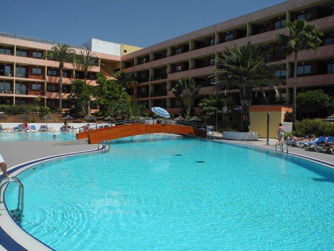 La Siesta Hotel Tenerifaa