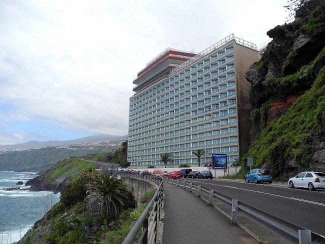 Hotel Best Semiramis Puerto De La Cruz Strandbewertung De Hotel