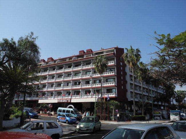 Hotel Masaru Teneriffa Strand