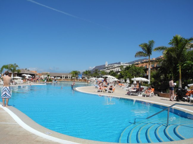 Hotel be live family costa los gigantes puerto de santiago hotel vor - Hotel be live family costa los gigantes puerto de santiago ...