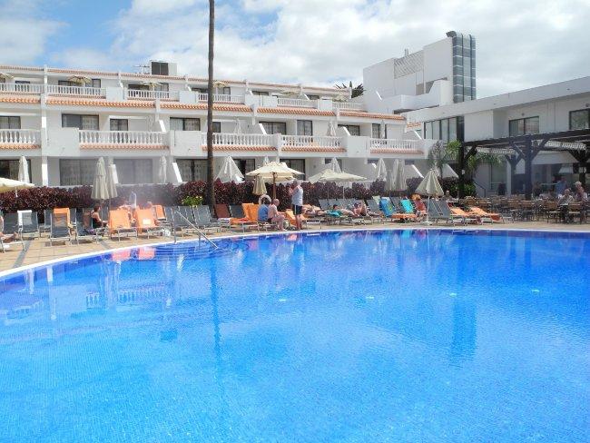 Allsun Hotel Los Hibiscos Costa Adeje Strandbewertung De Hotel