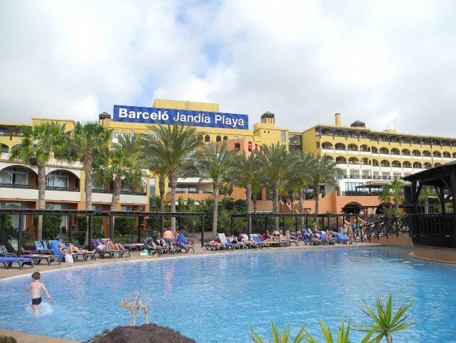 Hotel Occidental Jandia Playa Morro Jable Strandbewertung De