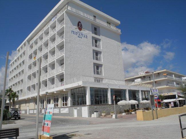 Hotel Js Miramar Can Picafort Strandbewertung De Hotel Das 3