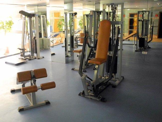 Fitnessraum hotel  Fitnessraum | Hotelbild Hotel Timor | Strandbewertung.de