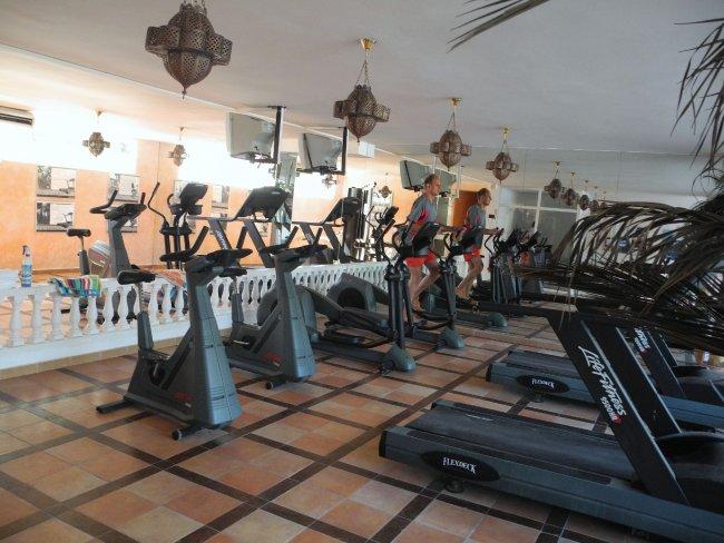 Fitnessraum Hotelbild Hotel Bahia Del Sol Strandbewertung De