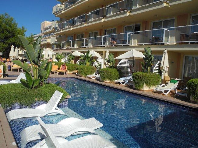 Star prestige hotelbild iberostar suites hotel jardin for Hotel jardin del sol mallorca