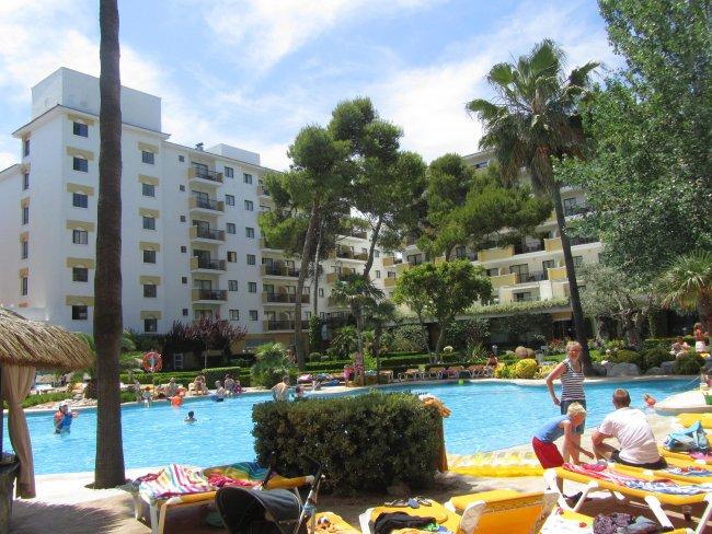 Hotel Iberostar Alcudia Park Alcudia Strandbewertung De