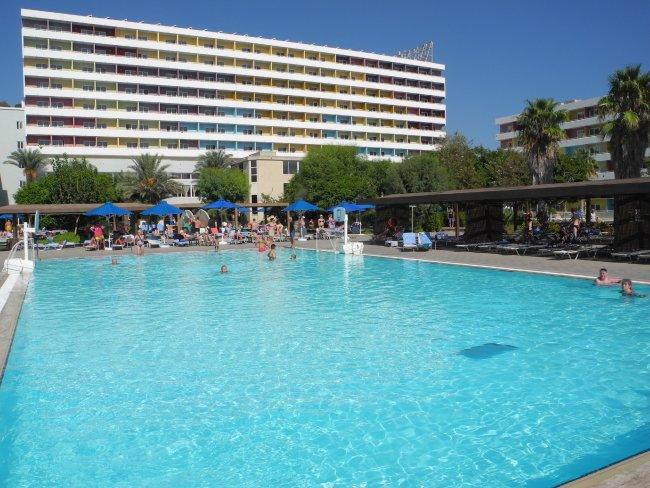Hotel Esperides Beach Rhodos Hotelbewertungen