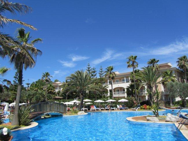 Hotel playa garden alcudia hotel for Design hotel mallorca strand
