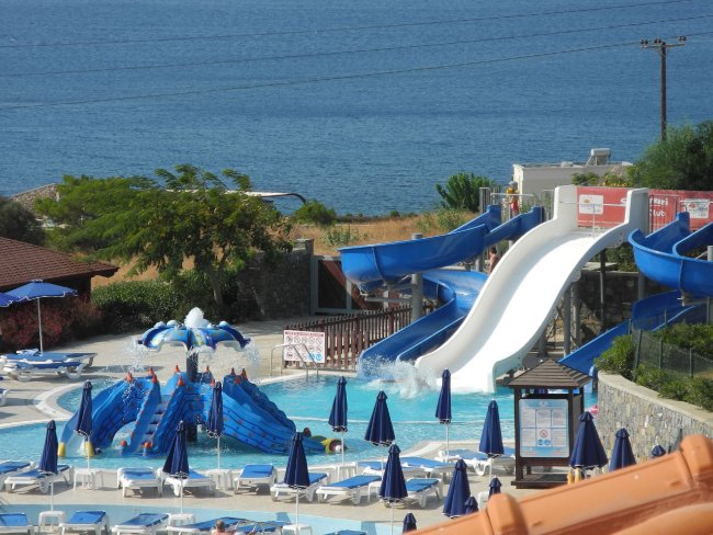 Rhodos Hotel Lindos Princeb Beach