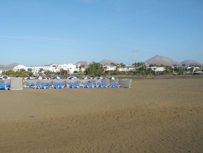 50 M Bis Zum Strand Hotelbild Clubhotel Riu Paraiso Lanzarote