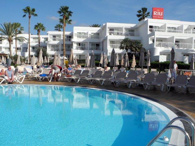 Clubhotel Riu Paraiso Lanzarote Resort Puerto Del Carmen