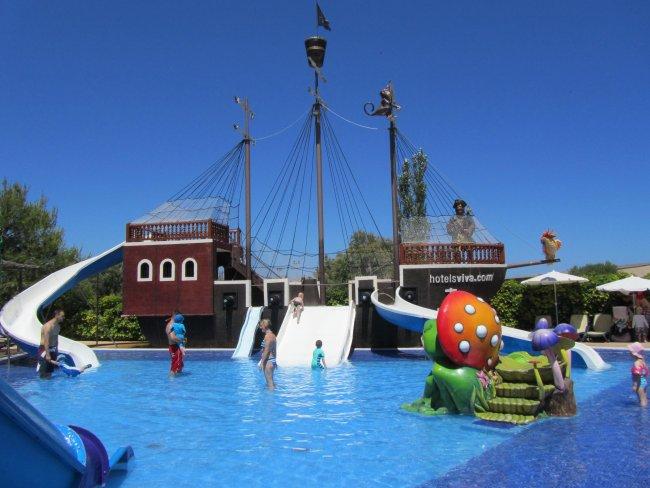 Hotel Mallorca Oiratenschiff