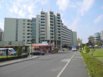 hotel evrika beach bulgarien sonnenstrand