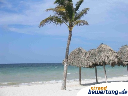 Strand von Progreso