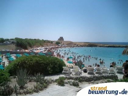 Canneto Beach
