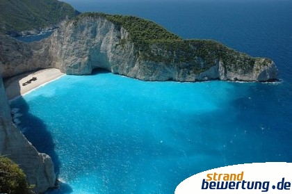 Navagio beach