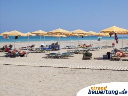 Rethymnon Beach - Hotelstrand Rithymna Beach