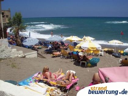 Kleiner Strand von Chersonissos