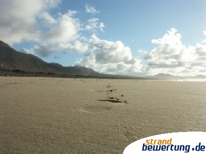 Famara Strand