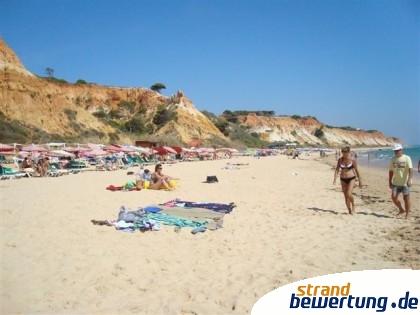 Praia da Falesia - Belharucas